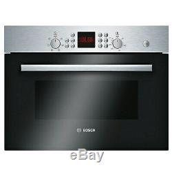 ABSOLUTE BARGAIN! BOSCH Microwave, Brand New, Built-In/integrated, damaged box