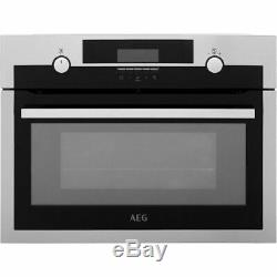 AEG KME561000M 43L 1000w Combination Microwave & Compact Oven