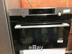 AEG KME561000M Combiquick Compact Built-in Oven Microwave Stainless Steel