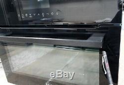 AEG KME761000B CombiQuick Combo Microwave & Compact Oven