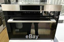AEG KME761000M 43L Built-in Combination Microwave, Grill & Oven 1000W St/Steel