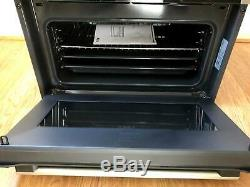 AEG KME761000M Touch Control Built-in Oven + Microwave