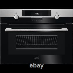AEG KMK561000M Built In Combiquick Combination Microwave Compact Oven A116474