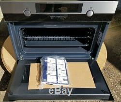 AEG KMK561000M Built-in Integrated Combination Microwave Oven, RRP £629