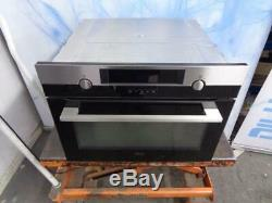 AEG KMK561000M Compact Microwave Combination Oven Stainless Steel HA2161