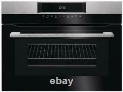 AEG KMK761000M Built-In Combination Microwave Oven and Grill A114640