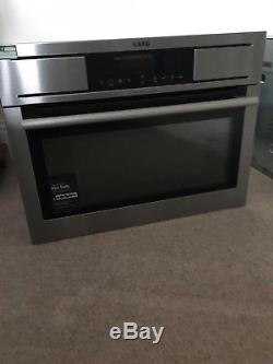 AEG KR8403001M Integrated Microwave with Grill