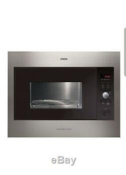 Aeg MCD2664EM -integrated microwave. Brand new Boxed