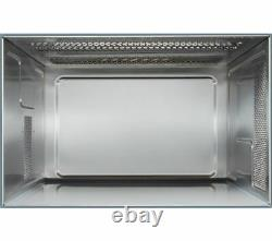 BOSCH Built in Integrated Solo Microwave Grill 900W 60cm BFL634GB1B Black