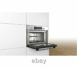 BOSCH Serie 4 CMA583MS0B Built-in Combination Microwave Oven, RRP £629