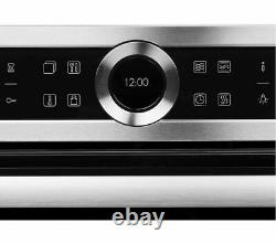 BOSCH Serie 8 CMG633BS1B Built-in Combination Microwave Oven, RRP £899