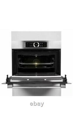 BOSCH Serie 8 CMG633BS1B Built-in Combination Microwave Stainless Steel