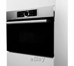 BOSCH Serie 8 CMG633BS1B Built-in Combination Microwave Stainless Steel Kitchen
