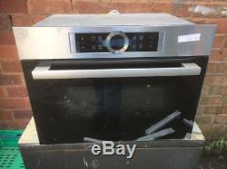 BRAND NEW BOSCH CMG633BS1B Built-in Combination Microwave Stainless Steel