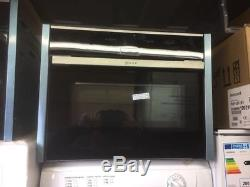BRAND NEW NEFF C17MR02N0B Built-in Combination Microwave Stainless Steel