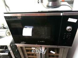Bosch BFL554MS0B Serie 6 900 Watt Microwave Built In Stainless Steel