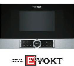 Bosch BFR634GS1 built-in microwave stainless steel