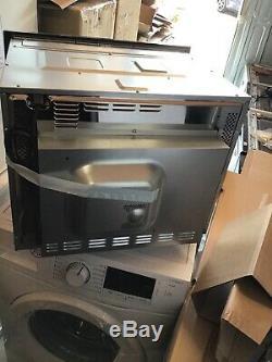 Bosch CMA583MS0B Serie 4 900 Watt Microwave Built In Stainless Steel RRP £690
