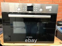 Bosch HBC84H501B 60cm Built-in Microwave Oven Stainless Steel