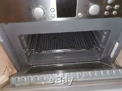 Bosch HBC84K550B Integrated Combi Microwave Oven and grill
