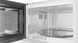Bosch HMT75M421B 17L 800W Microwave in White 2 Year Warranty