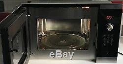 Bosch Serie 6 HMT75G654B Brushed Steel Compact Microwave Oven
