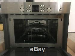 Bosch Serie 6 built-in microwave oven Stainless steel HBC84H501B