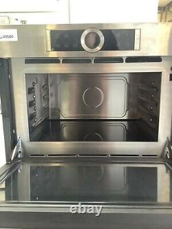 Bosch Serie 8 CFA634GS1B Built In Microwave Brushed Steel #RW28850