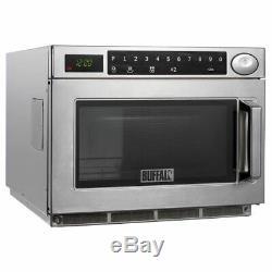 Buffalo Programmable Microwave Oven 1850W
