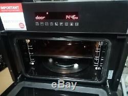 CDA VK902SS Compact Built-In Integrated Combination Microwave Oven