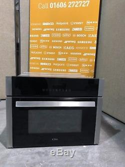 CDA VK902SS Compact Combination Microwave Grill Fan Oven S/ Steel HW172488