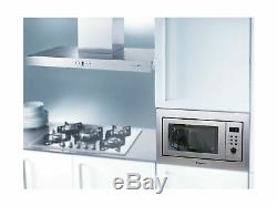 Candy MIC25GDFX Microwave With Grill Stainless Steel