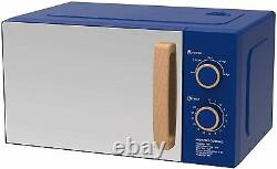 Daewoo Blue 20L 700W Skandia Microwave SDA2047 2 Years Guarantee