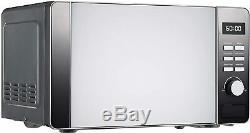Daewoo SDA1873 Callisto 20L Digital 800W Microwave with Mirror Glass Door -N/O