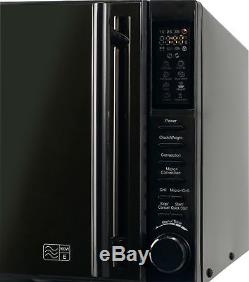 DeLonghi D90D25ESLRIII-B1A 25L 900W Combi Microwave Black. From Argos