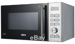 De'Longhi D90D 25L 900W Combination Microwave Stainless Steel. From Argos