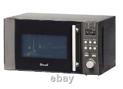 Digital 3-in-1 Combination Microwave Grill Oven 20L 800W Combi-Speed Cooking