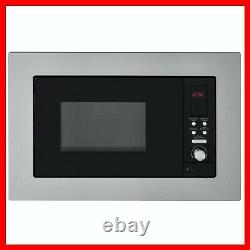 Econolux ART28628 Integrated Microwave Grill Wall Unit Depth Built In Red LED