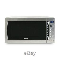 ElectriQ 1250W 60L Large Capacity Programmable Commercial Microwave wi Eiqcmw60l