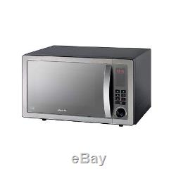 ElectriQ 900 Watt 25L Freestanding Digital Combination Microwave Black