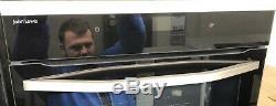 Ex Display John Lewis Built-in Electric Microwave/grill Mod Jlbimw433. Rrp £549