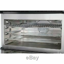 Ex-display Miele H6800BM Clean Steel Combi Microwave Oven