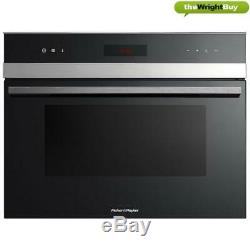 Fisher & Paykel OB60N8DTX1 Compact Multifunction Oven Companion Range 80782