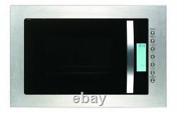 Frameless Built In Microwave Grill Oven Combo 1000W 25L Touch Panel Prima LCTM25