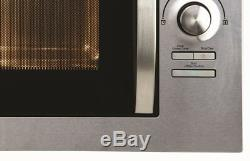 GRADED Cookology Built-in Combi Microwave Oven Grill BMOG25LIXH Stainless Steel