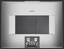Gaggenau BM 455 110 400 series Combination Microwave Left Hand Hinge