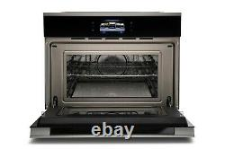 Galanz MWBIUK002SS 32L Stainless Steel Built-in 1950W Combination Microwave Oven
