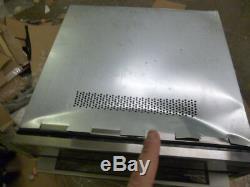 Graded NEFF C17UR02N0B 60cm St. Steel Built-in Microwave (B-16235) RRP £699