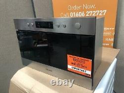 HOTPOINT MN314IXH 22L Built-in Microwave Oven Stainless Steel HW173954