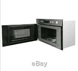 HOTPOINT MN314IXH 22L Built-in Microwave Oven Stainless Steel MN314IXH